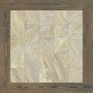 Italon Magnetique Beige Inserto Root 60x60
